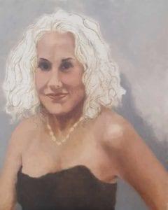 nicole-self-portrait-artprofiler