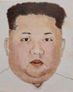 kim-jong-un-portrait-artprofiler