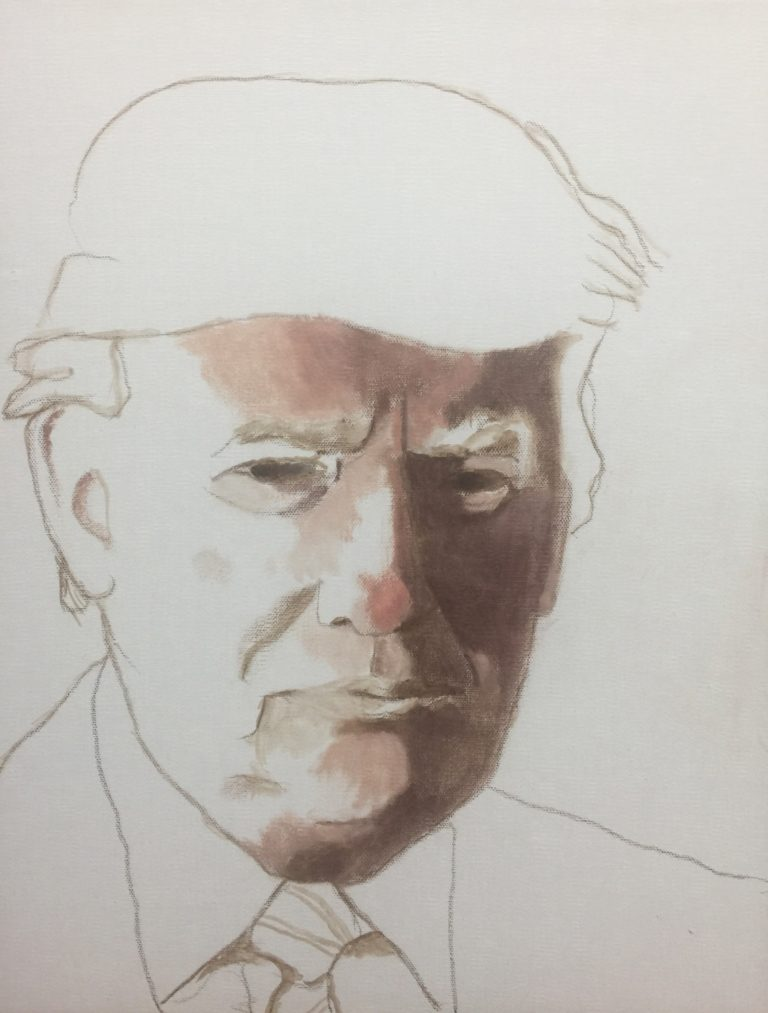 trump-circus-portrait-artprofiler