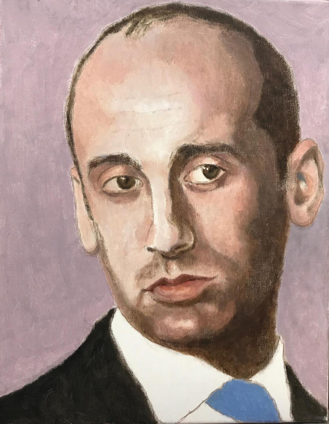 stephen-miller-portrait-artprofiler