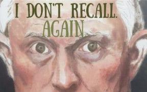 i don't recall