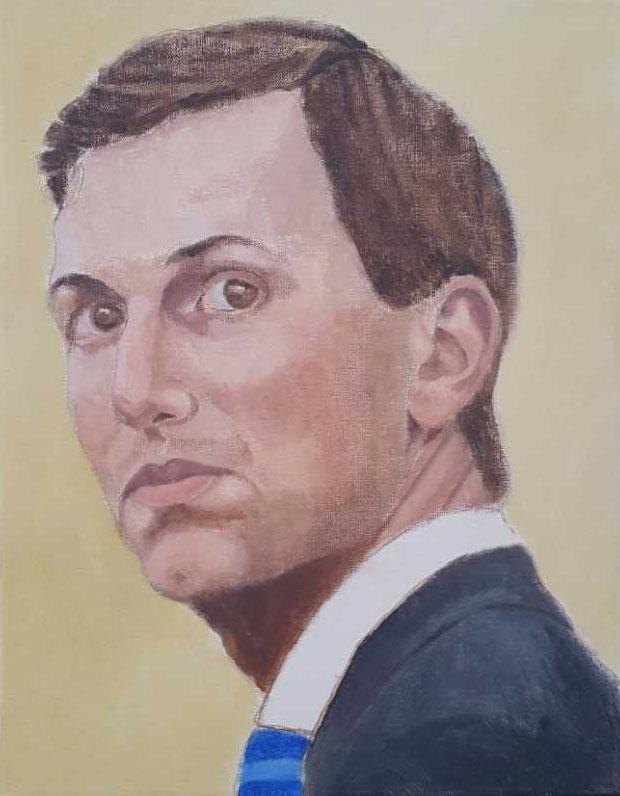 jared kushner portrait