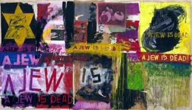 jew art